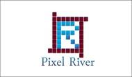 Pixel River Logo - Online Marketing Agency - Entry #22