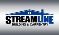 STREAMLINE building & carpentry Logo - Entry #27
