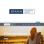 Spann Financial Group Logo - Entry #171
