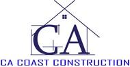 CA Coast Construction Logo - Entry #148
