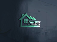 TRILOGY HOMES Logo - Entry #187