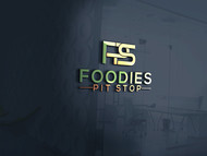 Foodies Pit Stop Logo - Entry #44