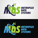 Metroplex Data Systems Logo - Entry #10