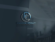 Kingdom Insight Church  Logo - Entry #47