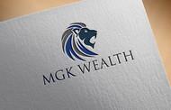 MGK Wealth Logo - Entry #250