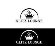 Glitz Lounge Logo - Entry #110