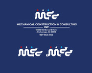 Mechanical Construction & Consulting, Inc. Logo - Entry #224