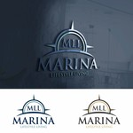 Marina lifestyle living Logo - Entry #132