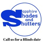 Sapphire Shades and Shutters Logo - Entry #206