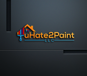 uHate2Paint LLC Logo - Entry #63
