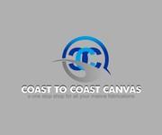 coast to coast canvas Logo - Entry #125