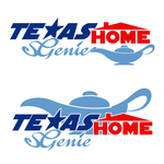 Texas Home Genie Logo - Entry #94