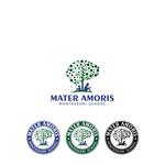 Mater Amoris Montessori School Logo - Entry #673