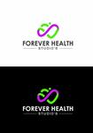Forever Health Studio's Logo - Entry #183