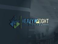 Heavyweight Jiujitsu Logo - Entry #56