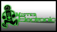 Mister Electronic Logo - Entry #4