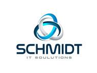 Schmidt IT Solutions Logo - Entry #225