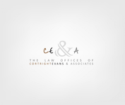 Law Office of Cortright, Evans and Associates Logo - Entry #37