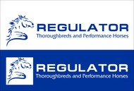 Regulator Thouroughbreds and Performance Horses  Logo - Entry #15