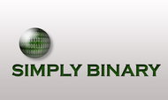 Simply Binary Logo - Entry #222
