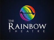 The Rainbow Theatre Logo - Entry #48