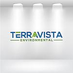 TerraVista Construction & Environmental Logo - Entry #178