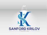 Sanford Krilov Financial       (Sanford is my 1st name & Krilov is my last name) Logo - Entry #251