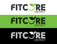 FitCore District Logo - Entry #29