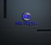 Mr. Fresh Carpet Care Logo - Entry #145