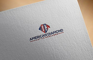 American Diamond Cattle Ranchers Logo - Entry #117