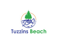 Tuzzins Beach Logo - Entry #327