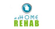 At Home Rehab Logo - Entry #84