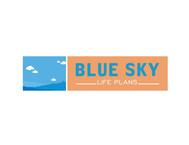 Blue Sky Life Plans Logo - Entry #353