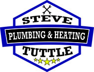 Steve Tuttle Plumbing & Heating Logo - Entry #15