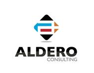 Aldero Consulting Logo - Entry #128