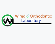 Wired Orthodontic Laboratory Logo - Entry #48