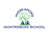 Mater Amoris Montessori School Logo - Entry #593