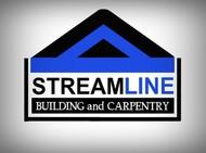 STREAMLINE building & carpentry Logo - Entry #15