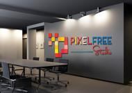 PixelFree Studio Logo - Entry #28