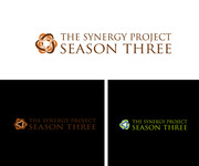 """The Synergy Project"" and place the word ""season three"" underneath in smaller front either as "" season 3"" or ""season three"" Logo - Entry #15"