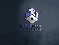 Mr. Fresh Carpet Care Logo - Entry #10