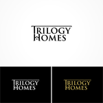 TRILOGY HOMES Logo - Entry #69