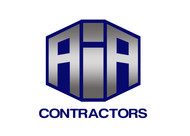 AIA CONTRACTORS Logo - Entry #81