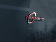 CMW Building Maintenance Logo - Entry #508