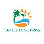 coast to coast canvas Logo - Entry #86