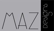 Maz Designs Logo - Entry #266