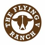 The Flying V Ranch Logo - Entry #22