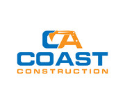 CA Coast Construction Logo - Entry #250
