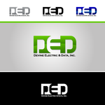 Logo Design for Electrical Contractor - Entry #19
