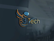 B3 Tech Logo - Entry #55